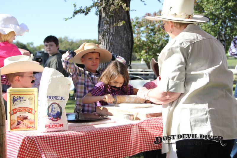 Chuckwagon Cookoff on The Llano River